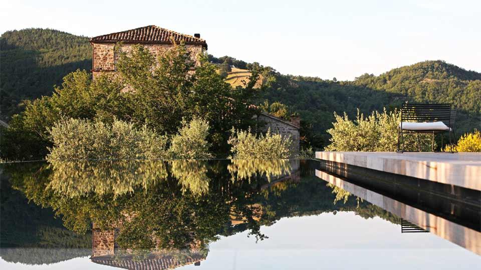 Villa Villa Montone, Location à Ombrie