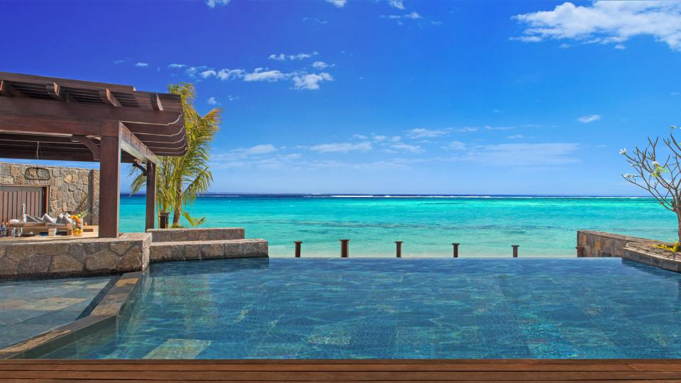 Villa The Saint Regis Villa, Rental in Mauritius South West