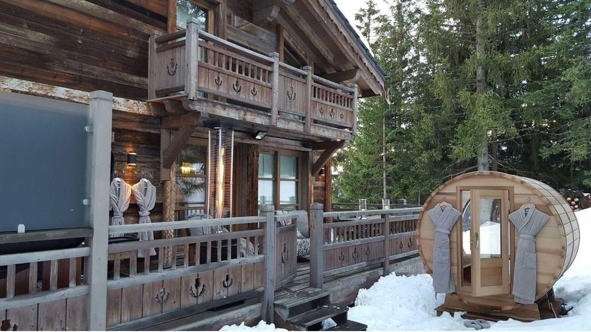 Villa Chalet Lisa, Location à Alpes du Nord