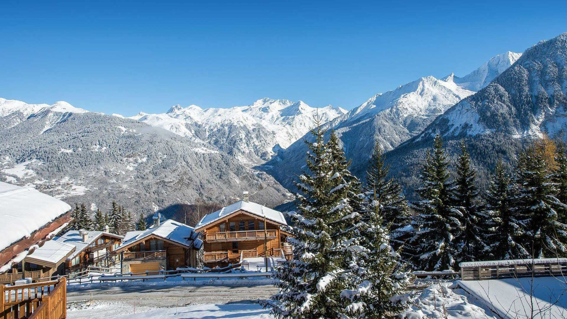 Villa Chalet Brigues, Location à Alpes du Nord
