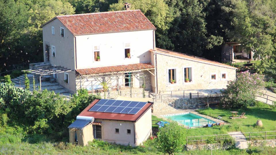 Villa Villa Giovanni, Location à Campanie