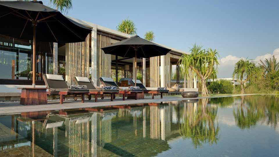 Villa Villa Tantangan, Location à Bali