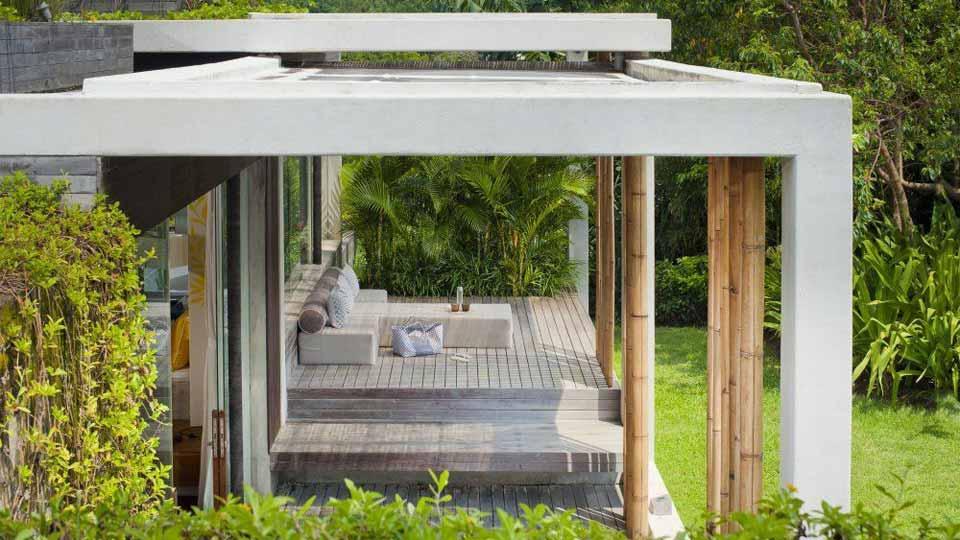 ... Villa Villa Tantangan, Rental In Bali