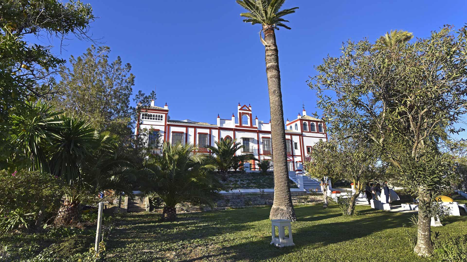 Villa Hacienda Andaluz, Location à Andalousie