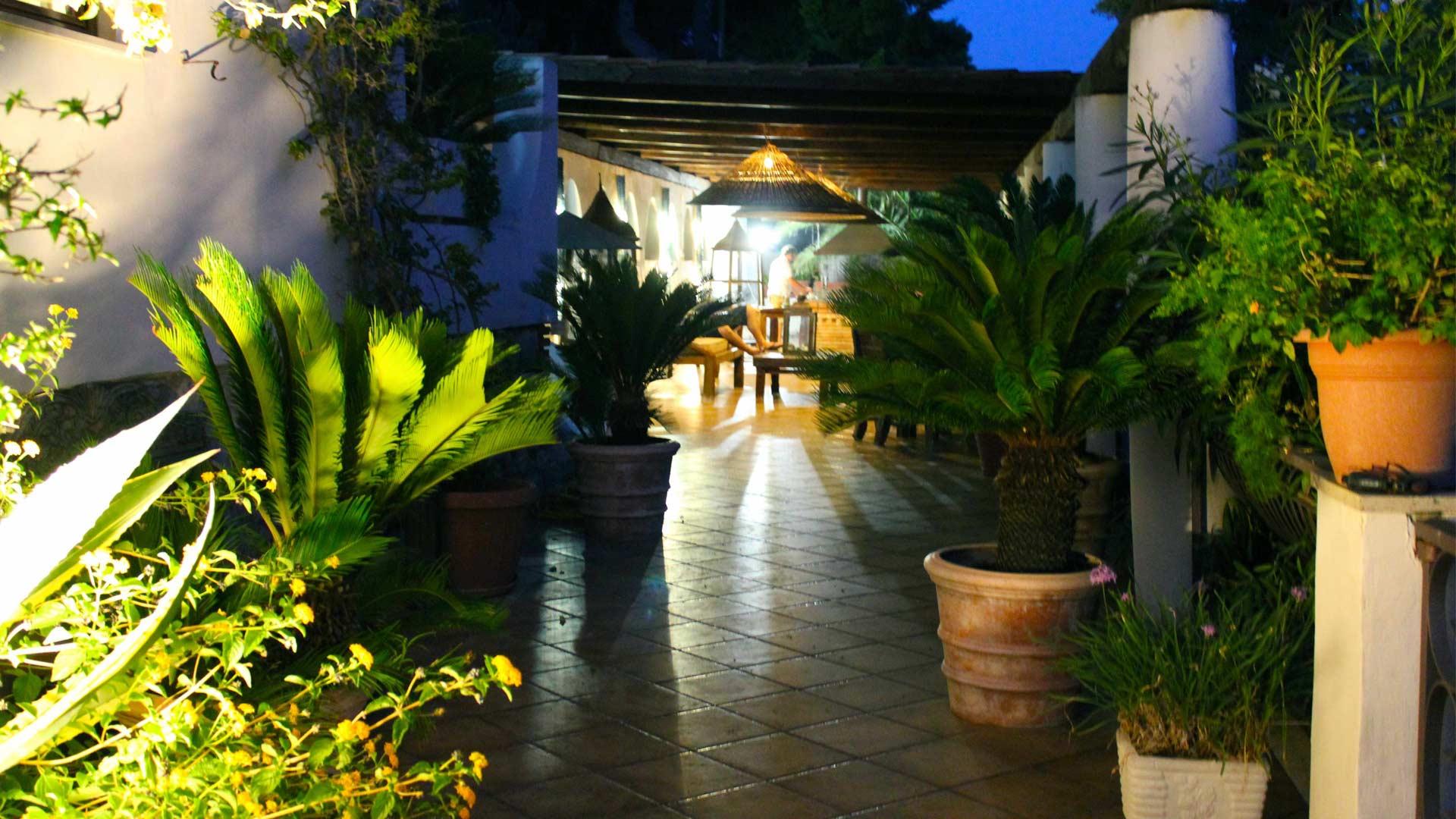 Villa Villa Felicia, Location à Latium