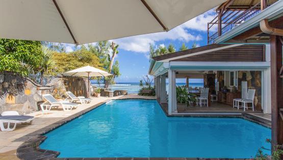 Villa Villa Turquoise, Alquiler en Isla Mauricio Oeste