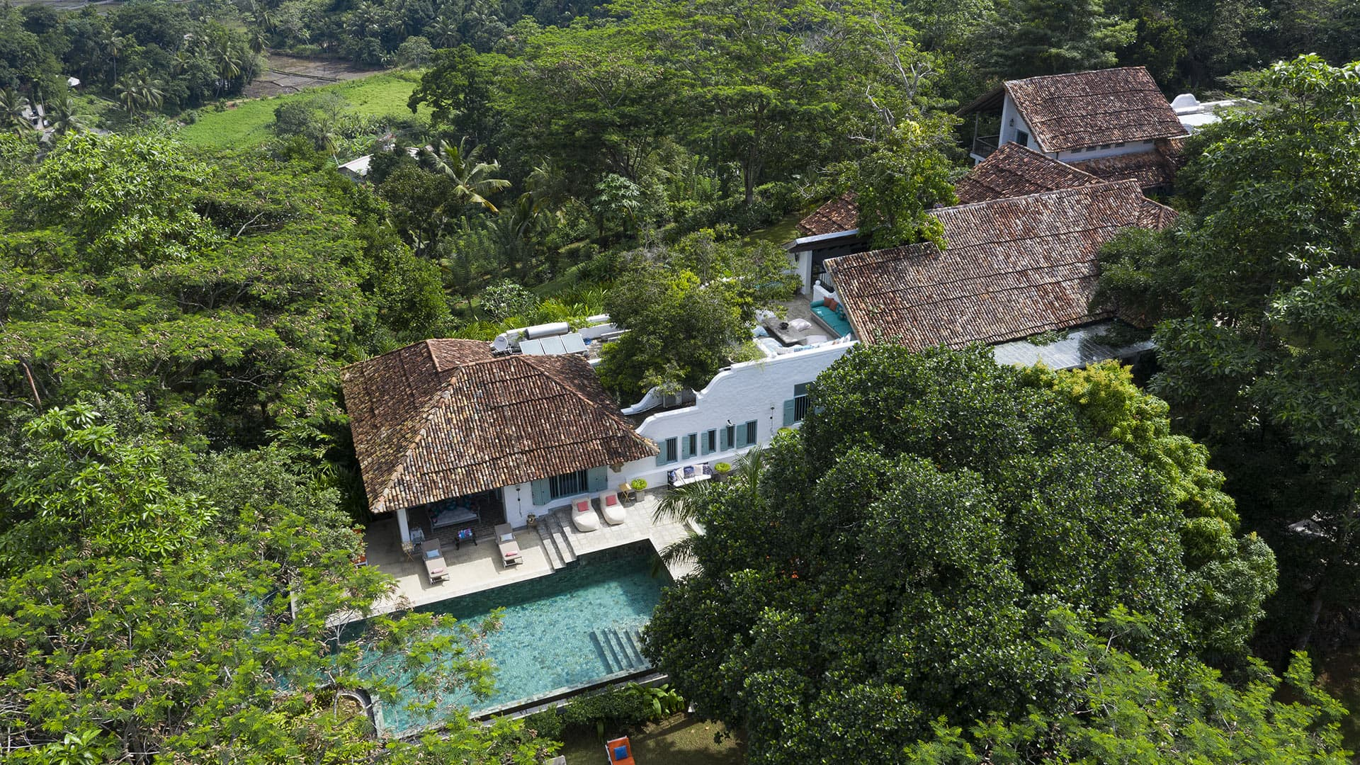 Villa Villa Mawhata, Rental in Galle