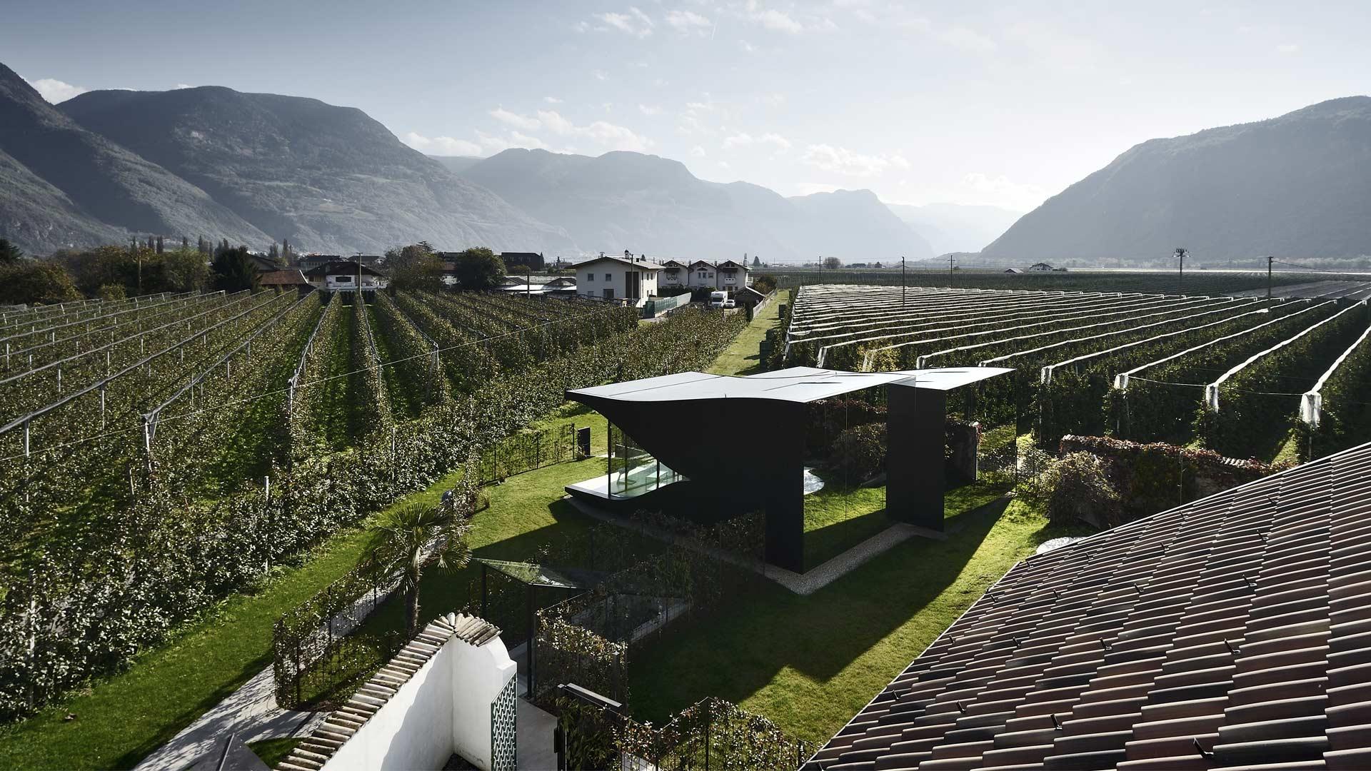 Villa Villa Specchio, Location à Alpes