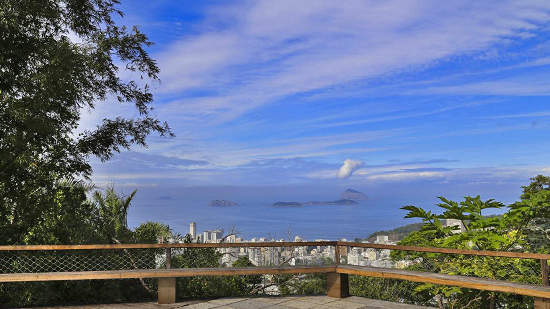 Villa Villa Gavea, Location à Rio de Janeiro