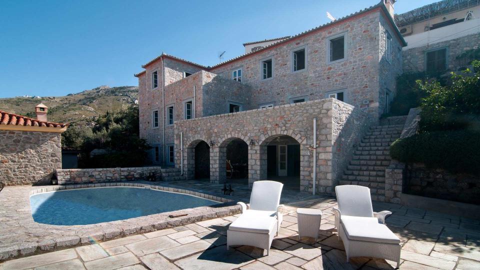 Villa Villa Bromelia, Location à Péloponnèse