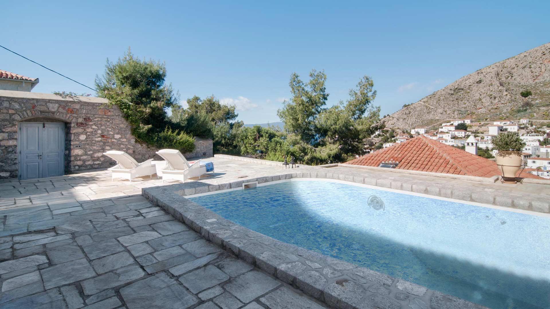 Villa Villa Bromelia, Rental in Peloponnese