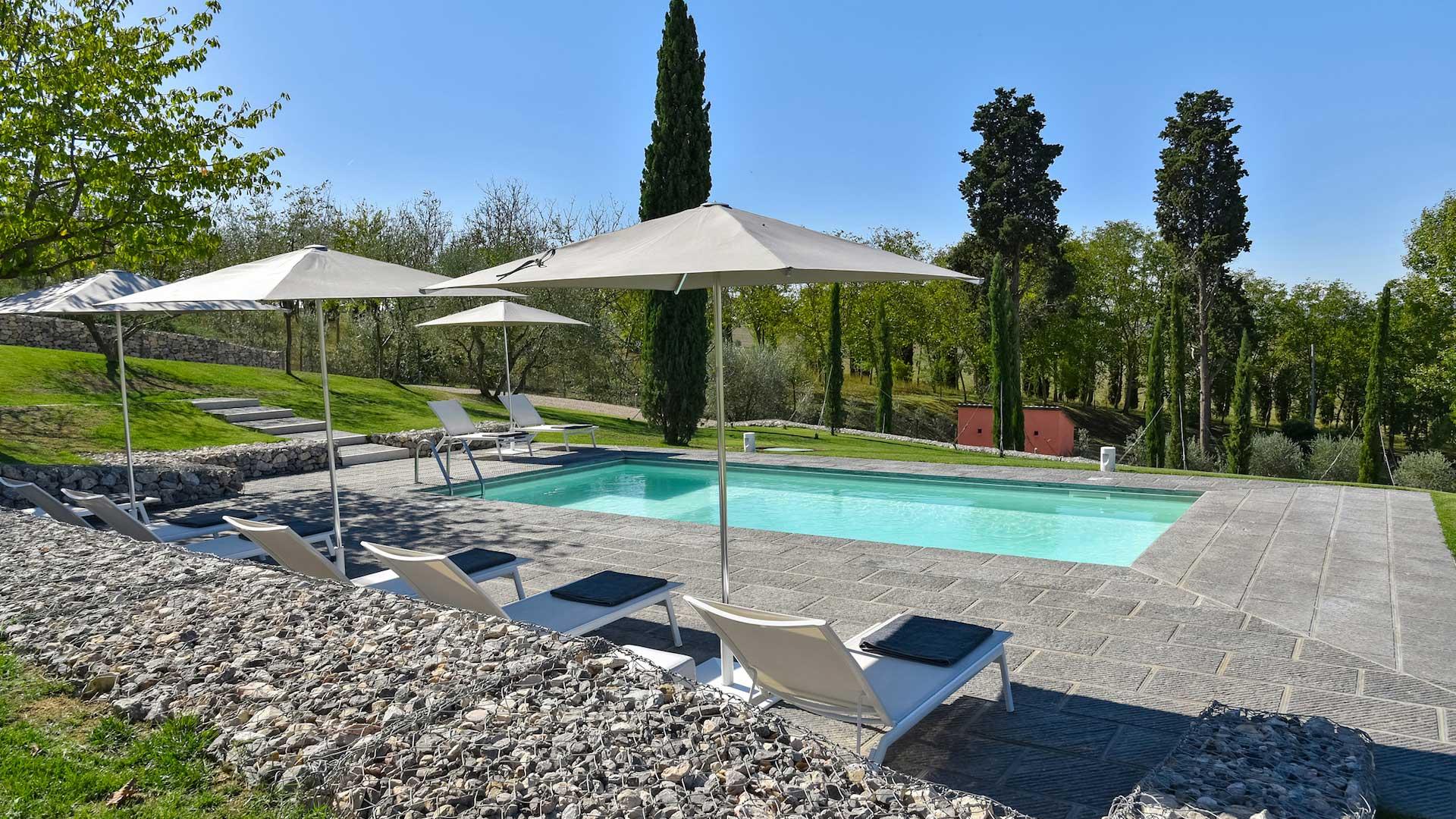 Villa Villa Cortona Due, Location à Toscane