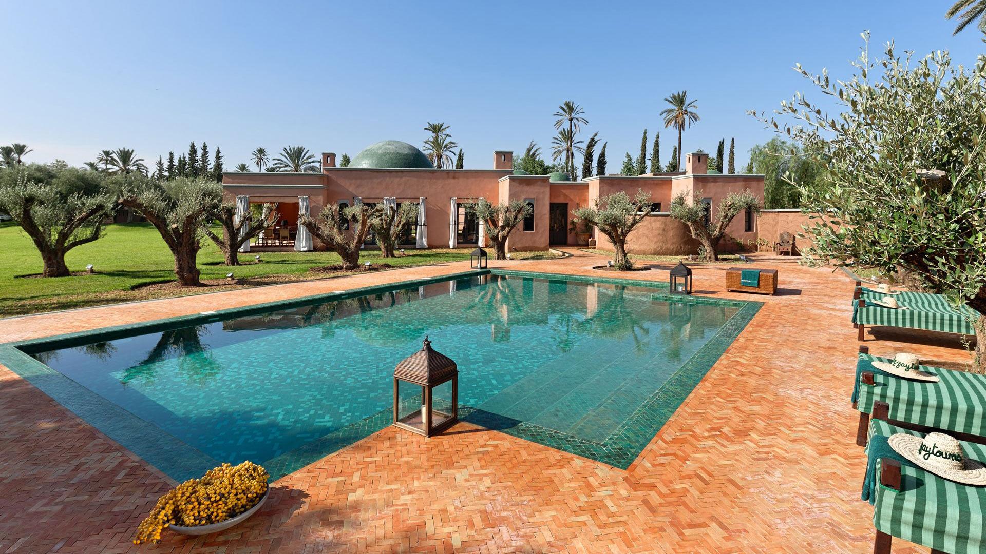 Villa Villa Azzaytouna, Location à Marrakech