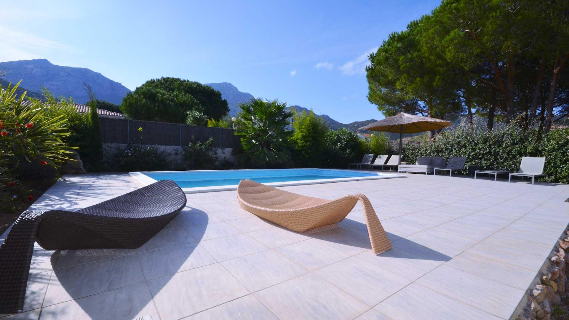 Villa Villa Freesia, Location à Corse