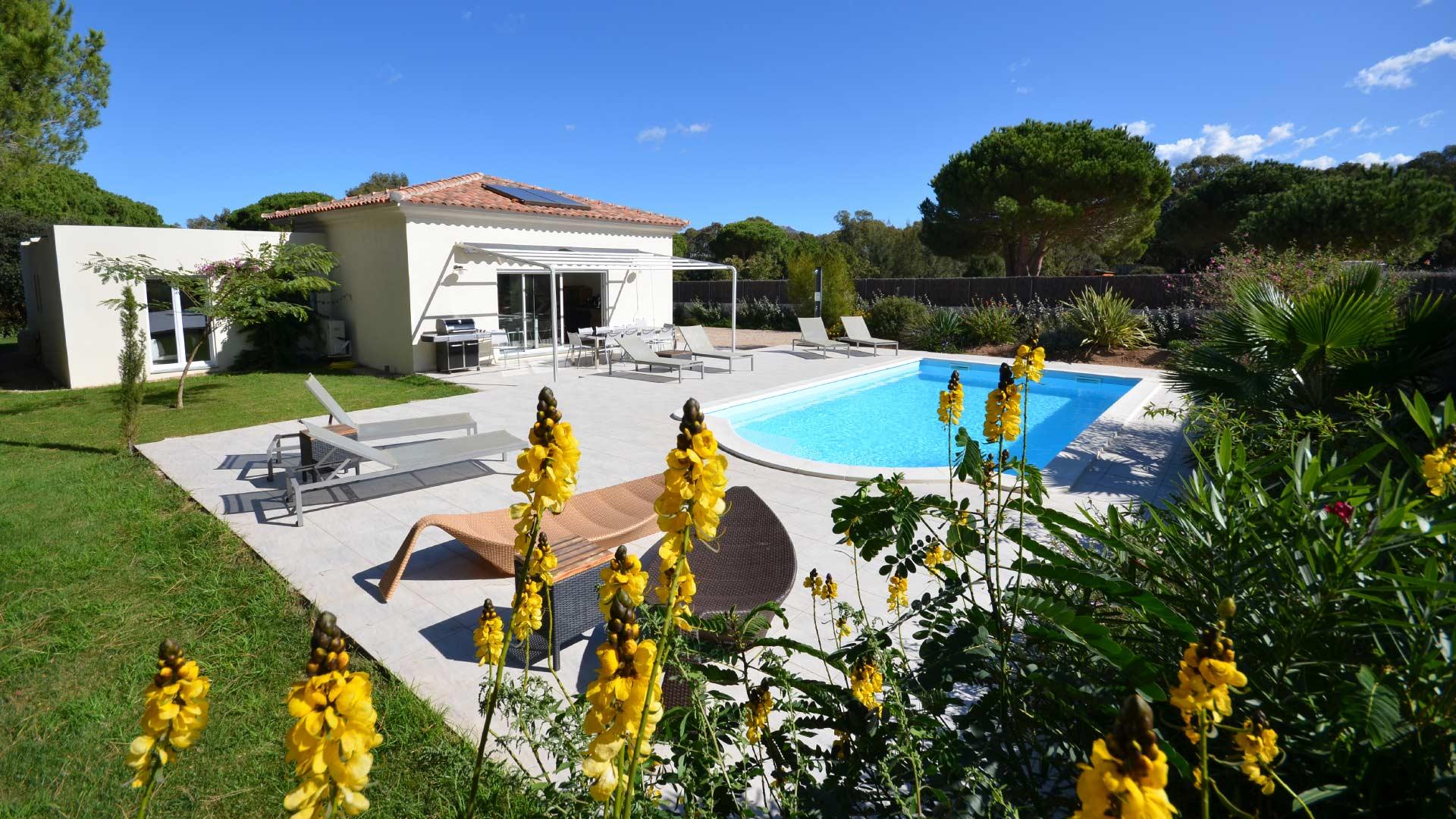 Villa Villa Freesia, Rental in Corsica