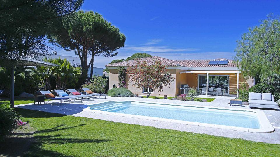 Villa Villa Cléma, Location à Corse