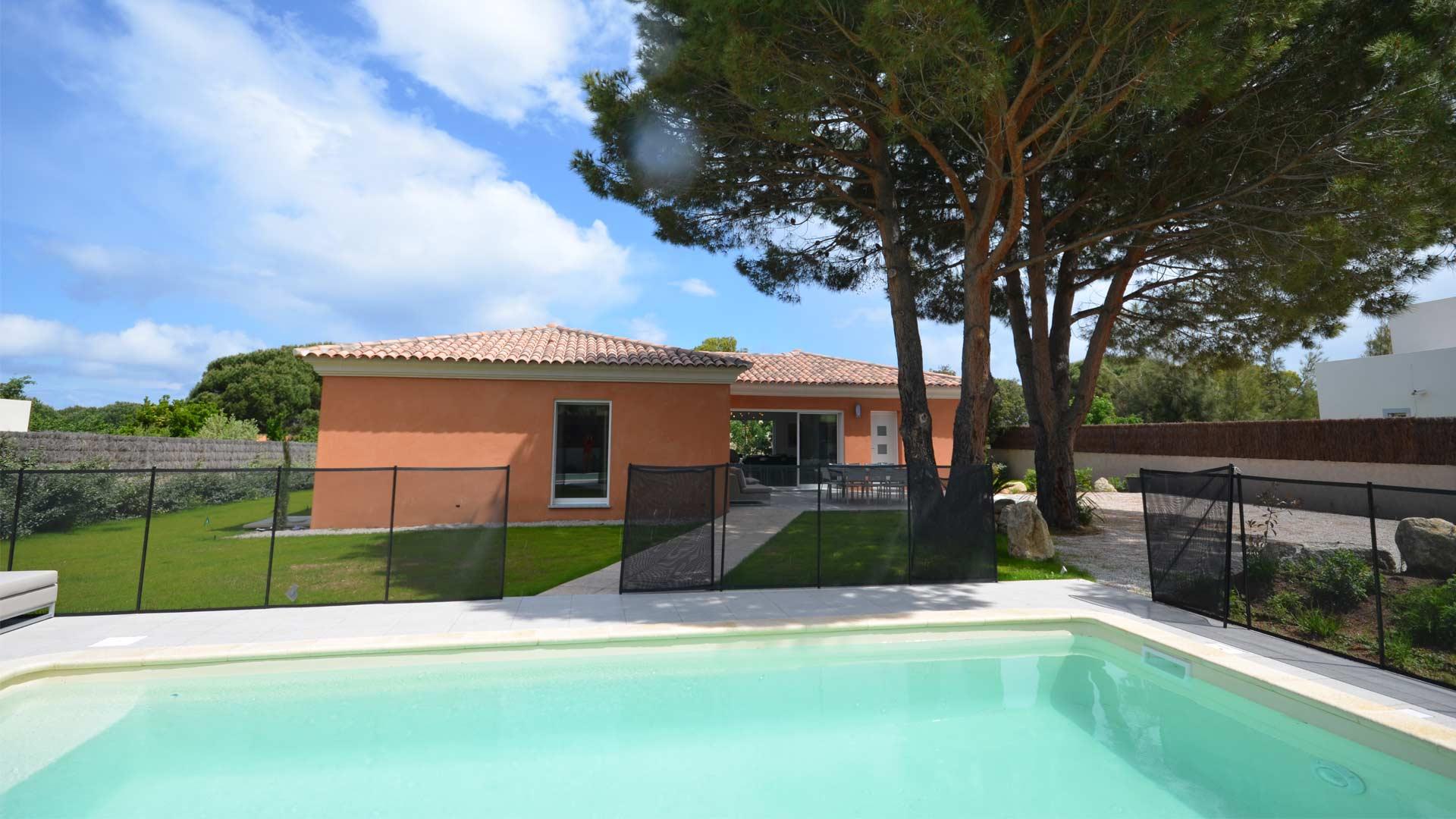 Villa Villa Tulia, Location à Corse