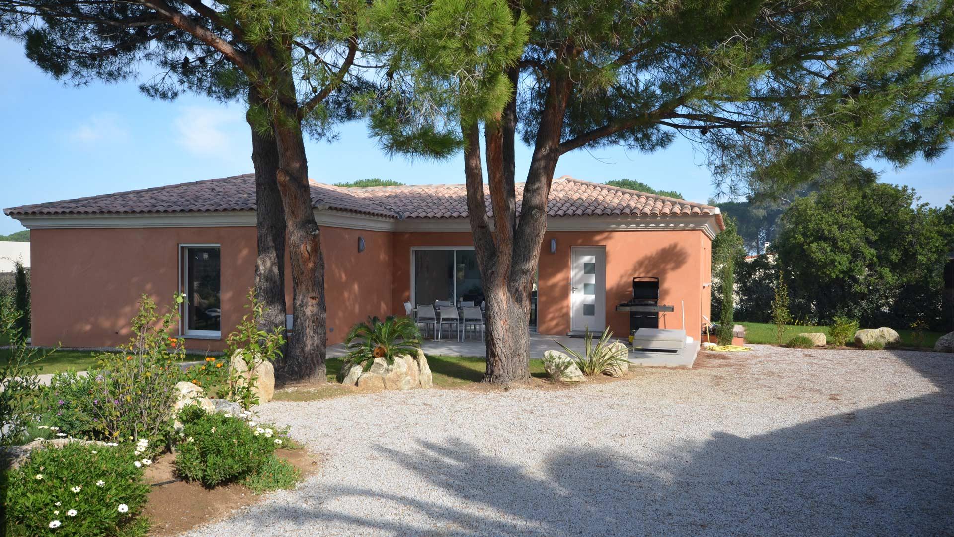 Villa Villa Tulia, Rental in Corsica