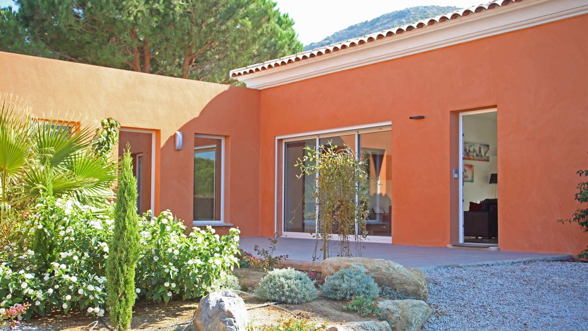 Villa Villa Liviana, Location à Corse