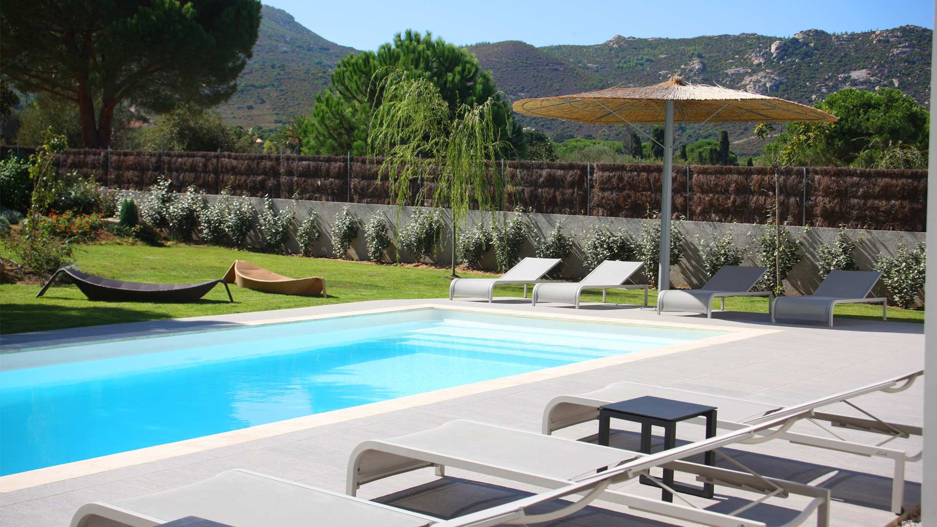 Villa Villa Zinna, Location à Corse