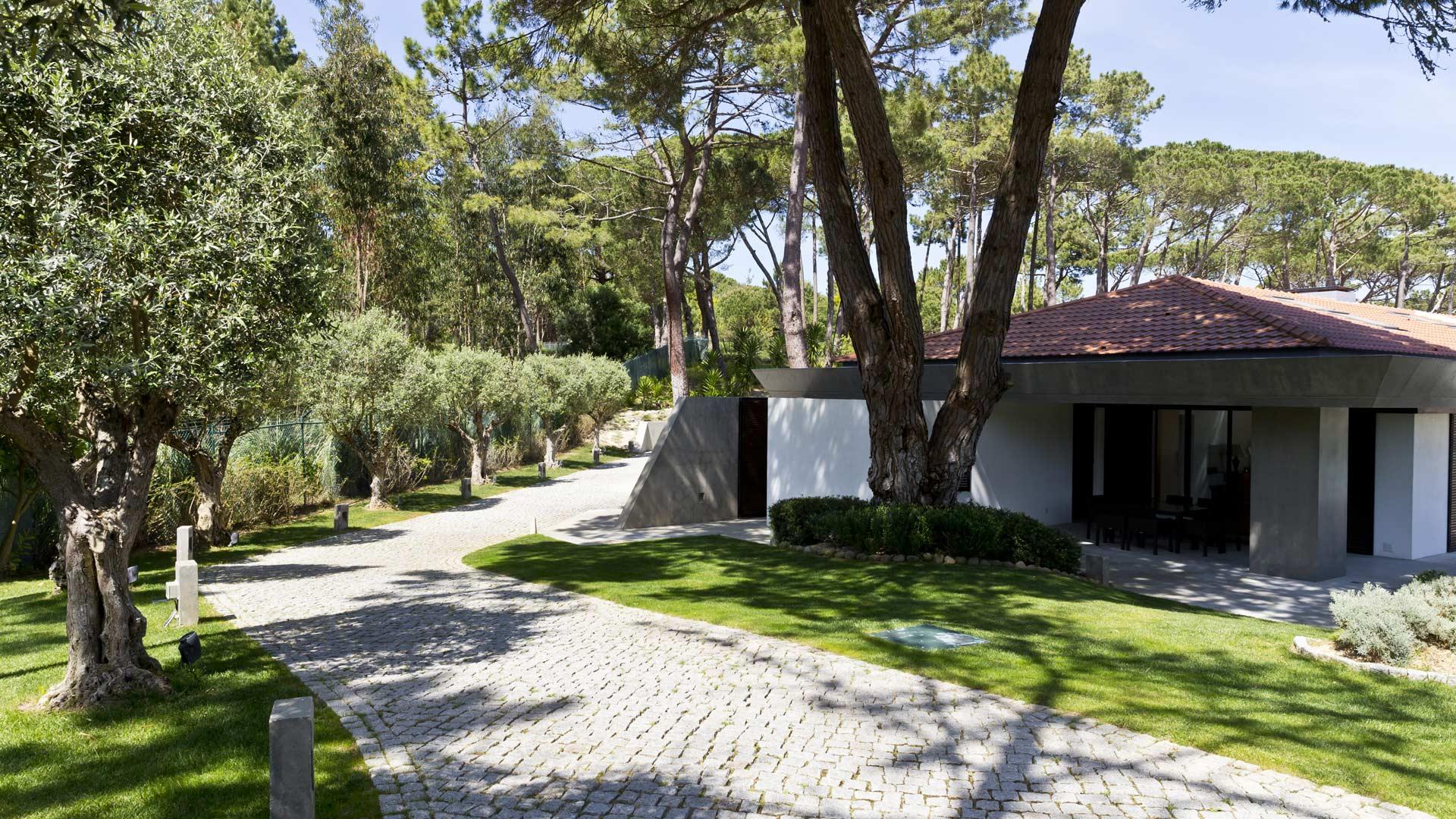 Villa Villa Monte Serves, Location à Sintra