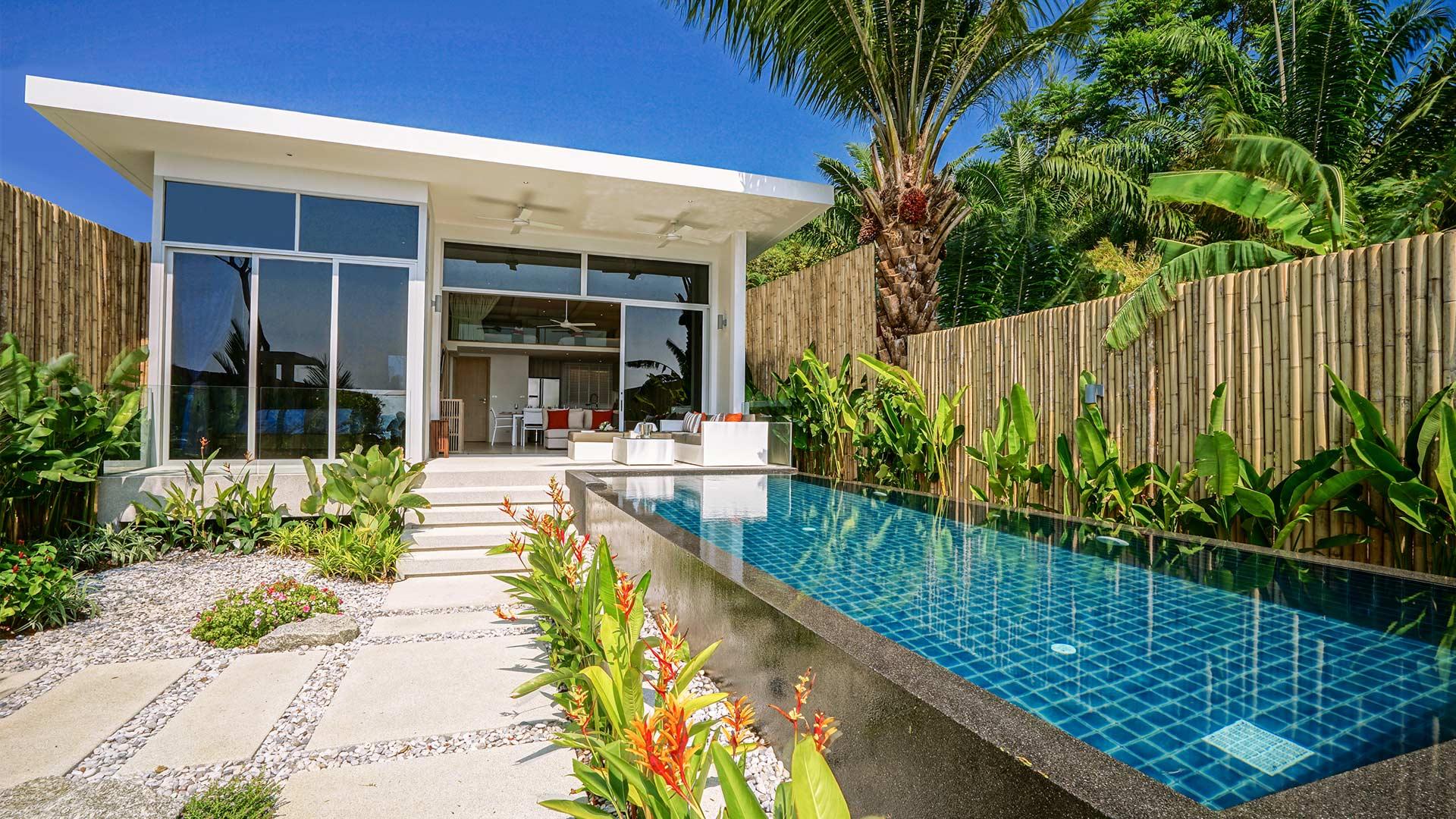 Villa The Beach House, Location à Phuket