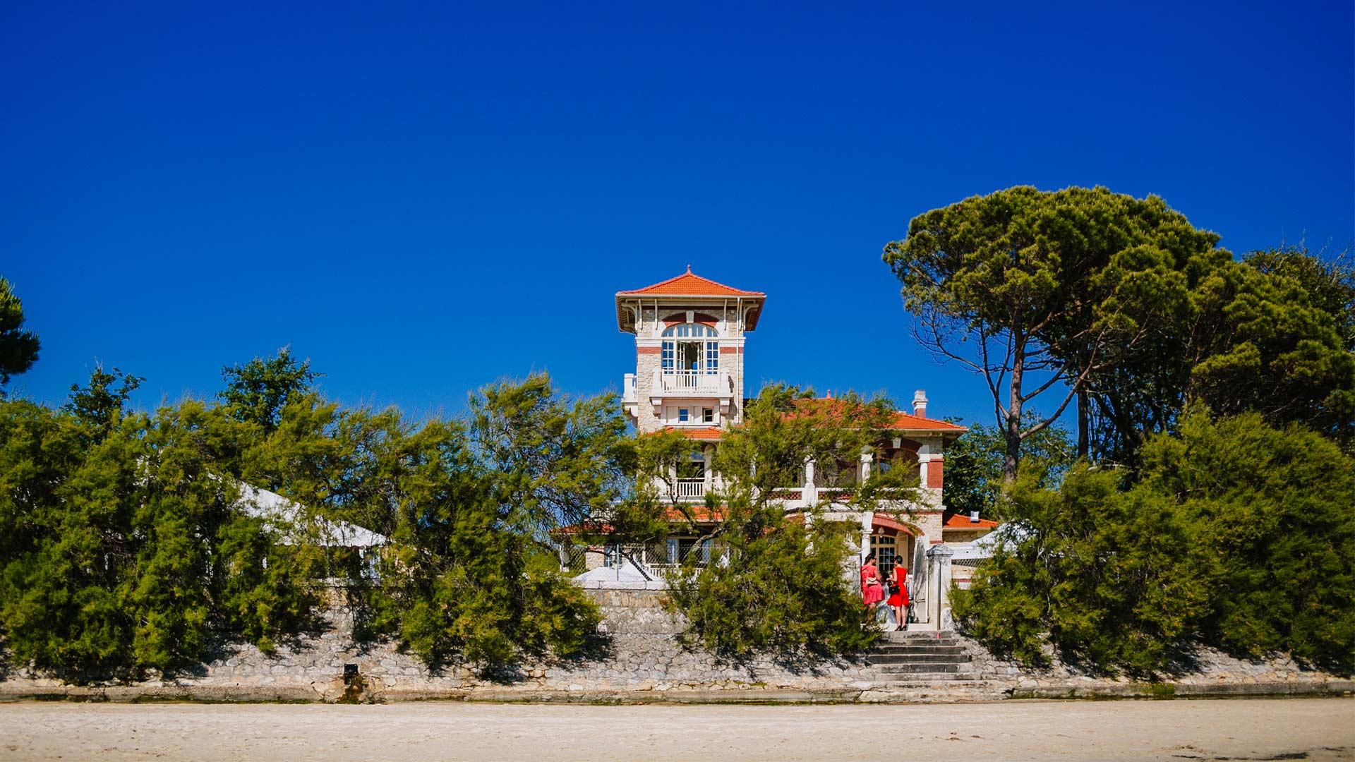 Villa Villa Lanton, Rental in Southwest