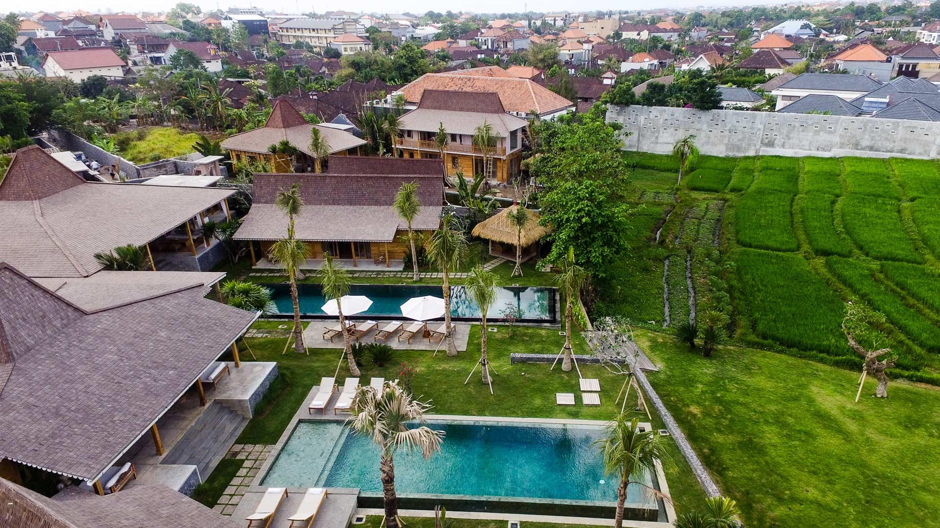 Villa Villa Mannao, Location à Bali