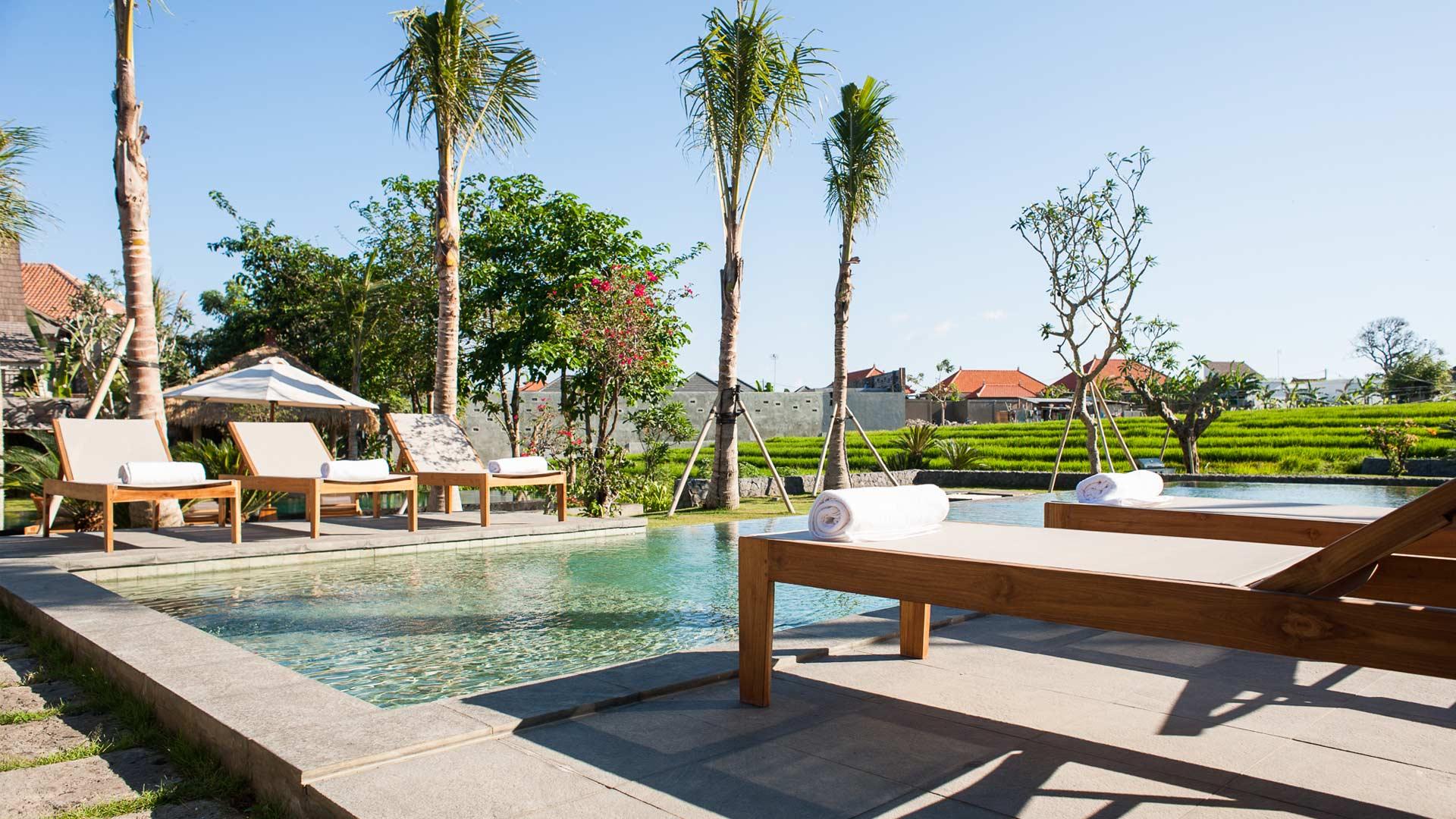 Villa mannao villa louer bali sud ouest kerobokan Villa a louer bali