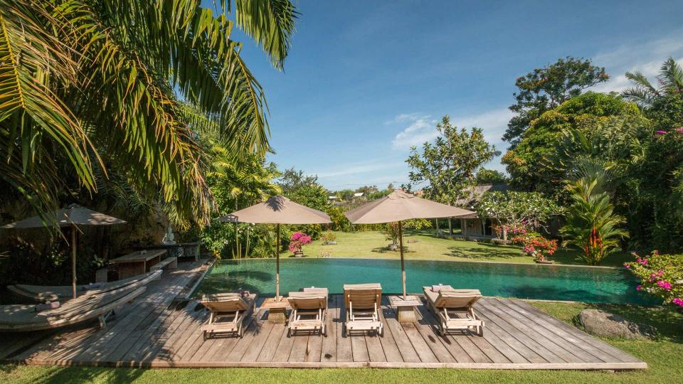 Villa Villa Galante, Location à Bali