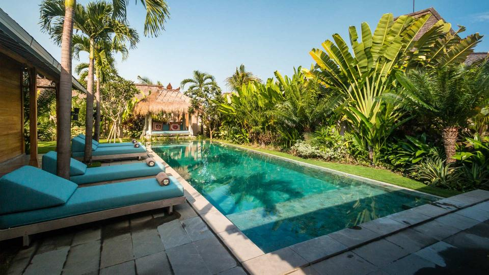 Villa Villa Mannao Estate, Location à Bali