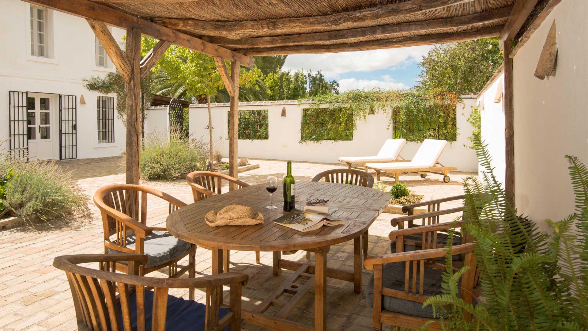 photos de la villa noca andalousie villanovo. Black Bedroom Furniture Sets. Home Design Ideas