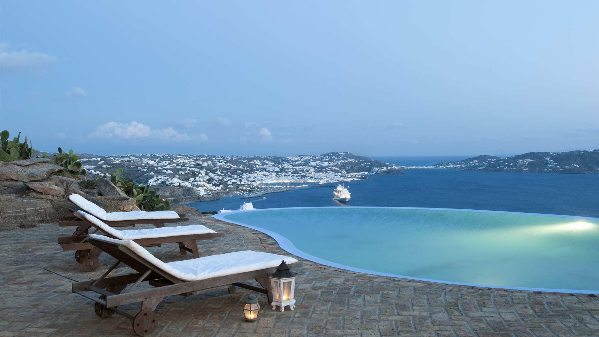 Villa Villa Mari, Location à Cyclades - Mykonos