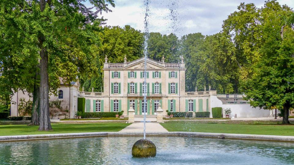 Villa Château de Tourreau, Rental in Provence