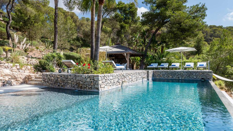 Villa Villa Sarria, Location à Ibiza