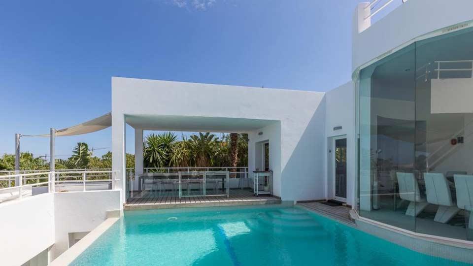 villa 951 villa mieten in ibiza ibiza s den villanovo. Black Bedroom Furniture Sets. Home Design Ideas