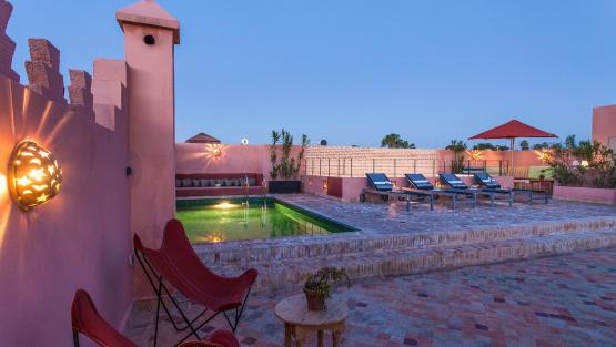 Villa Riad Darmina, Location à Marrakech