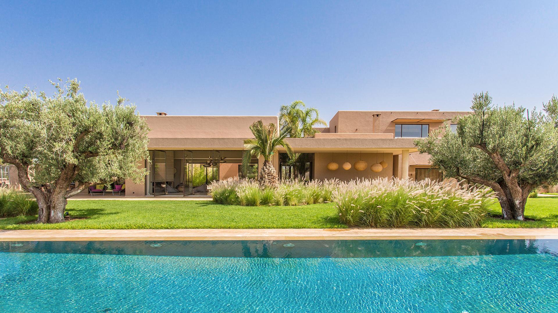 Villa Etoile des Sables, Location à Marrakech