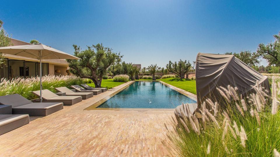 Villa Etoile des Sables, Ferienvilla mieten Marrakesch