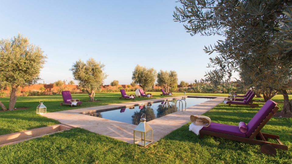 Villa Villa Q, Location à Marrakech