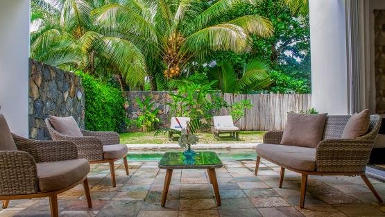 Villa Villa Nautilus 1, Ferienvilla mieten Mauritius Norden