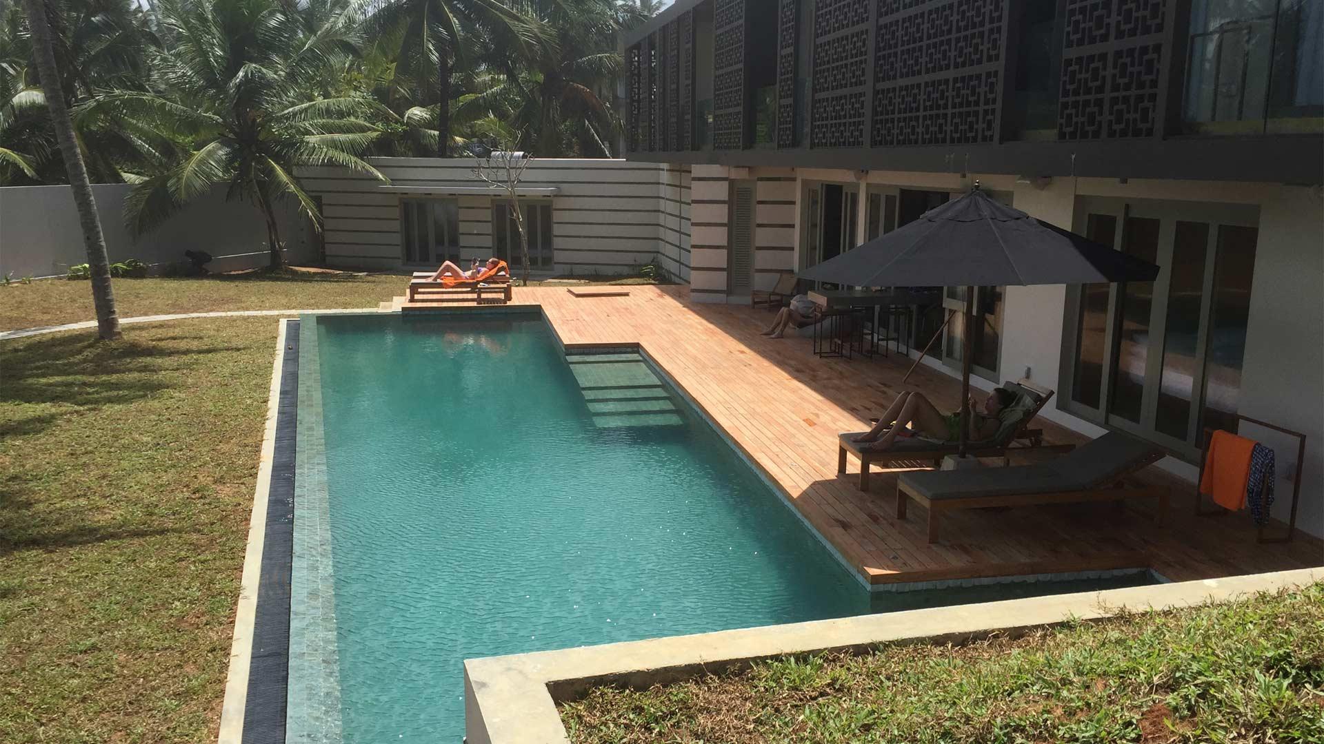 Villa Villa Talalla, Location à Tangalle