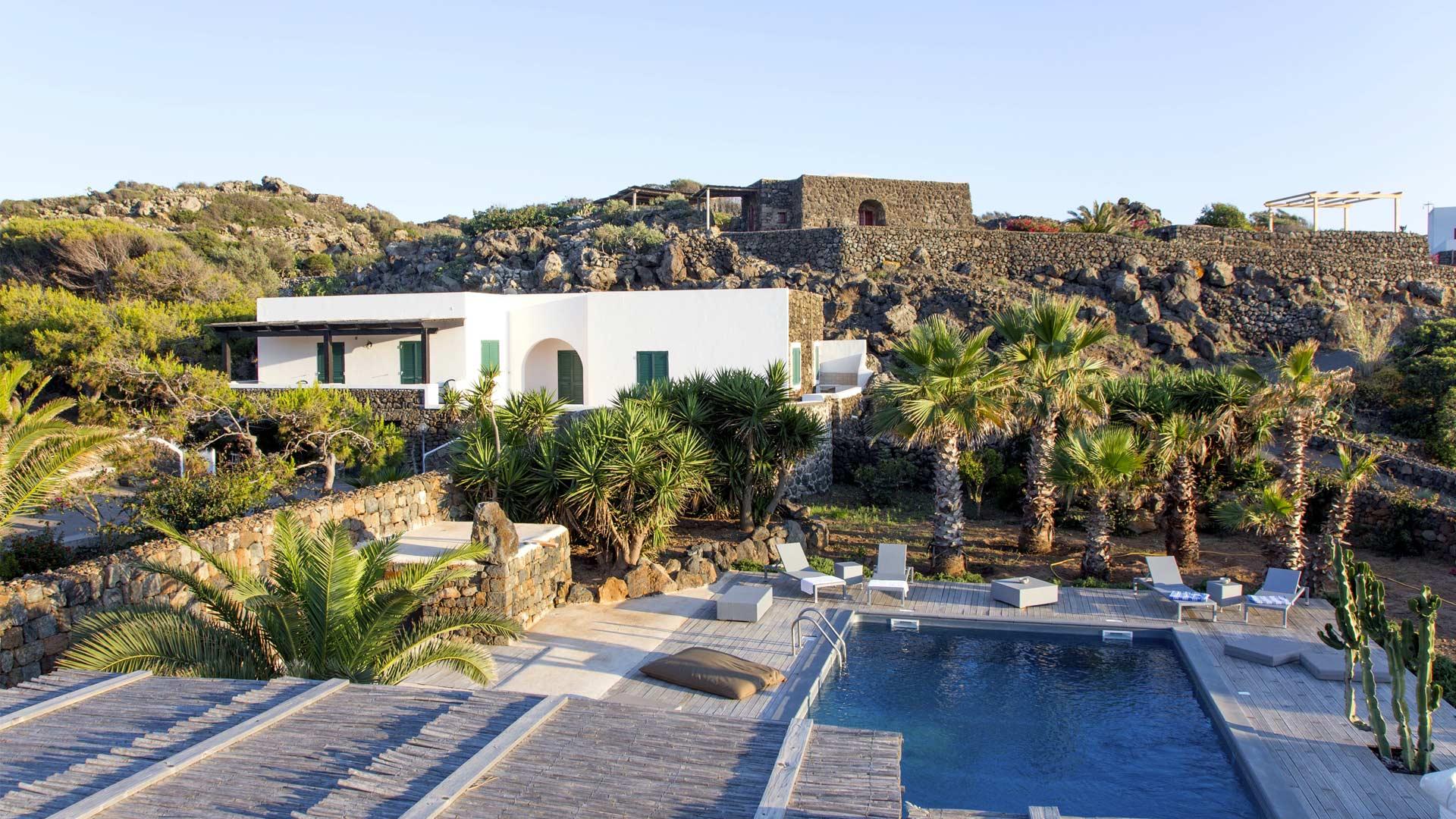 villa dammuso villa mieten in sizilien pantelleria villanovo. Black Bedroom Furniture Sets. Home Design Ideas