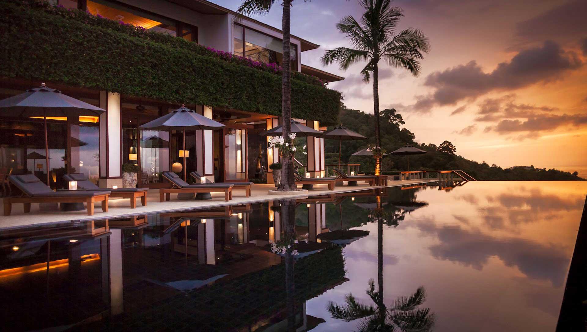 Villa Villa Horizon, Location à Phuket