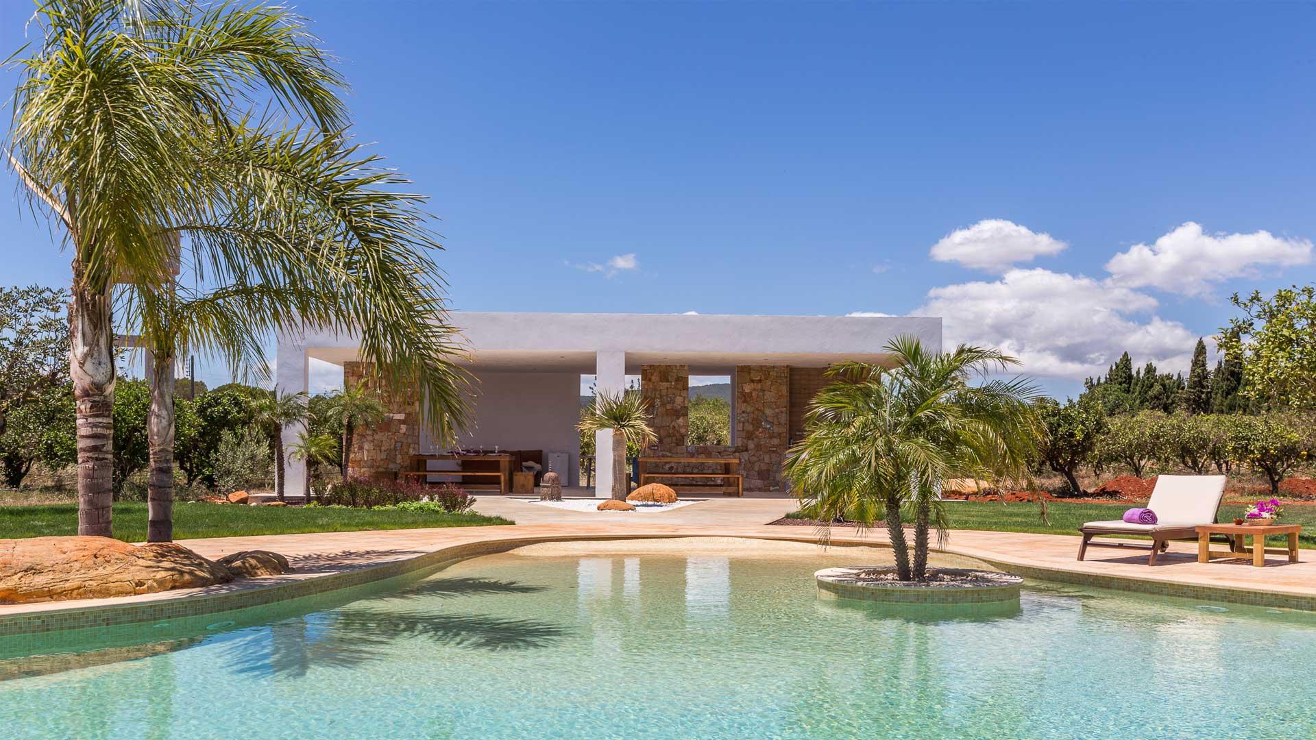 villa 953 villa mieten in ibiza ibiza s den villanovo. Black Bedroom Furniture Sets. Home Design Ideas