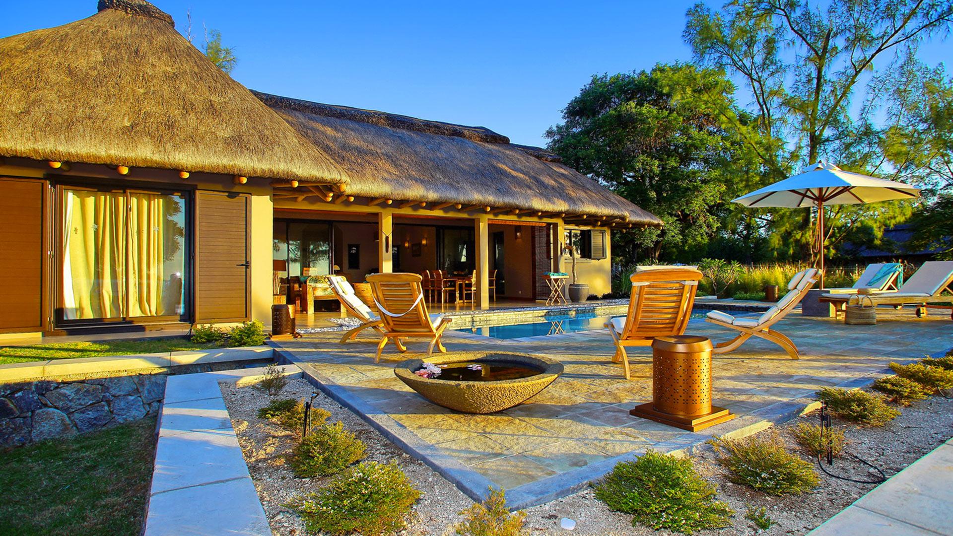 Villa Villa Tamarin II, Location à Île Maurice Ouest