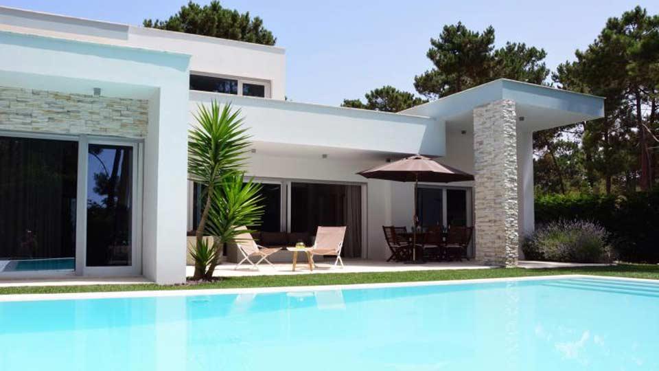 Villa cattleen alquiler de casa en lisboa caparica villanovo - Alquiler de casas en portugal ...