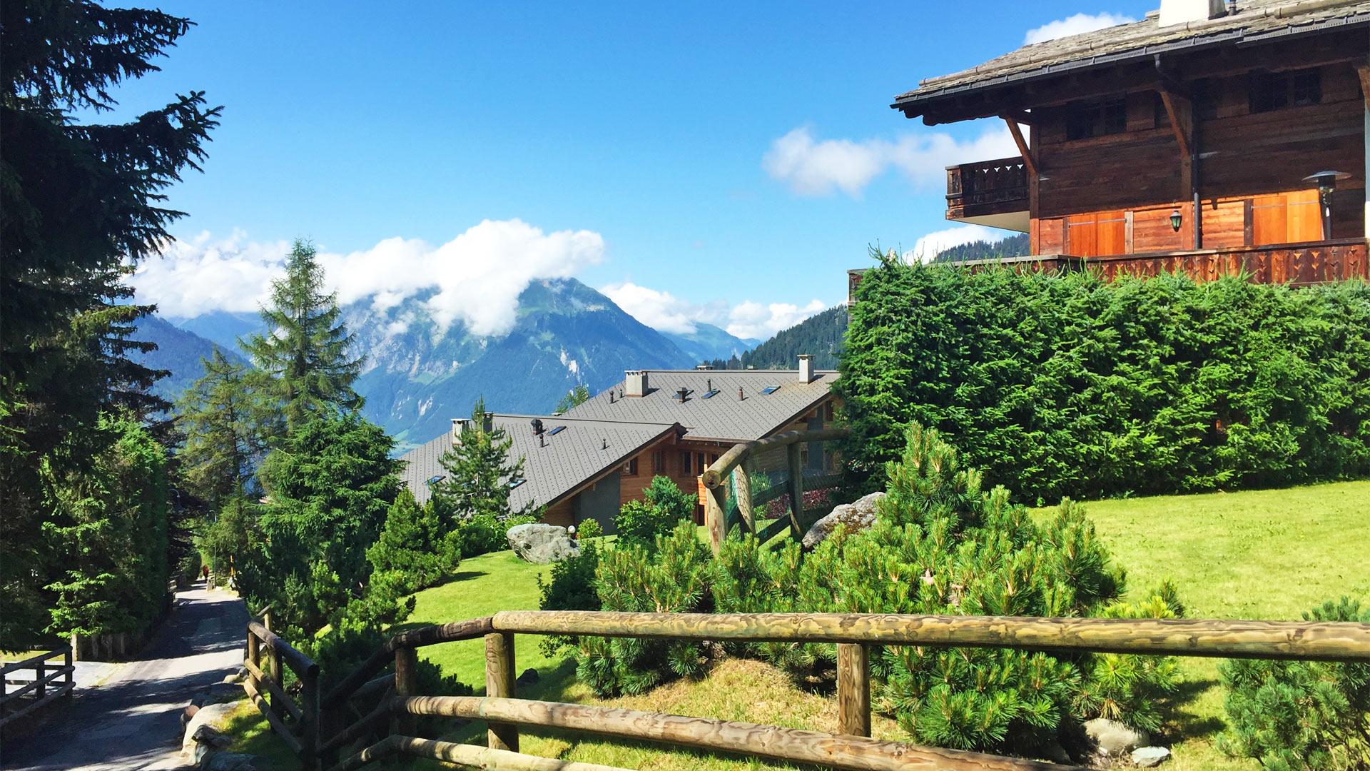Villa Chalet Jade, Location à Alpes suisses