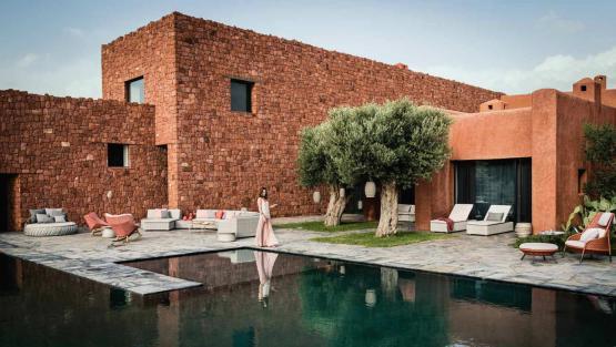 Villa Villa E, Location à Marrakech