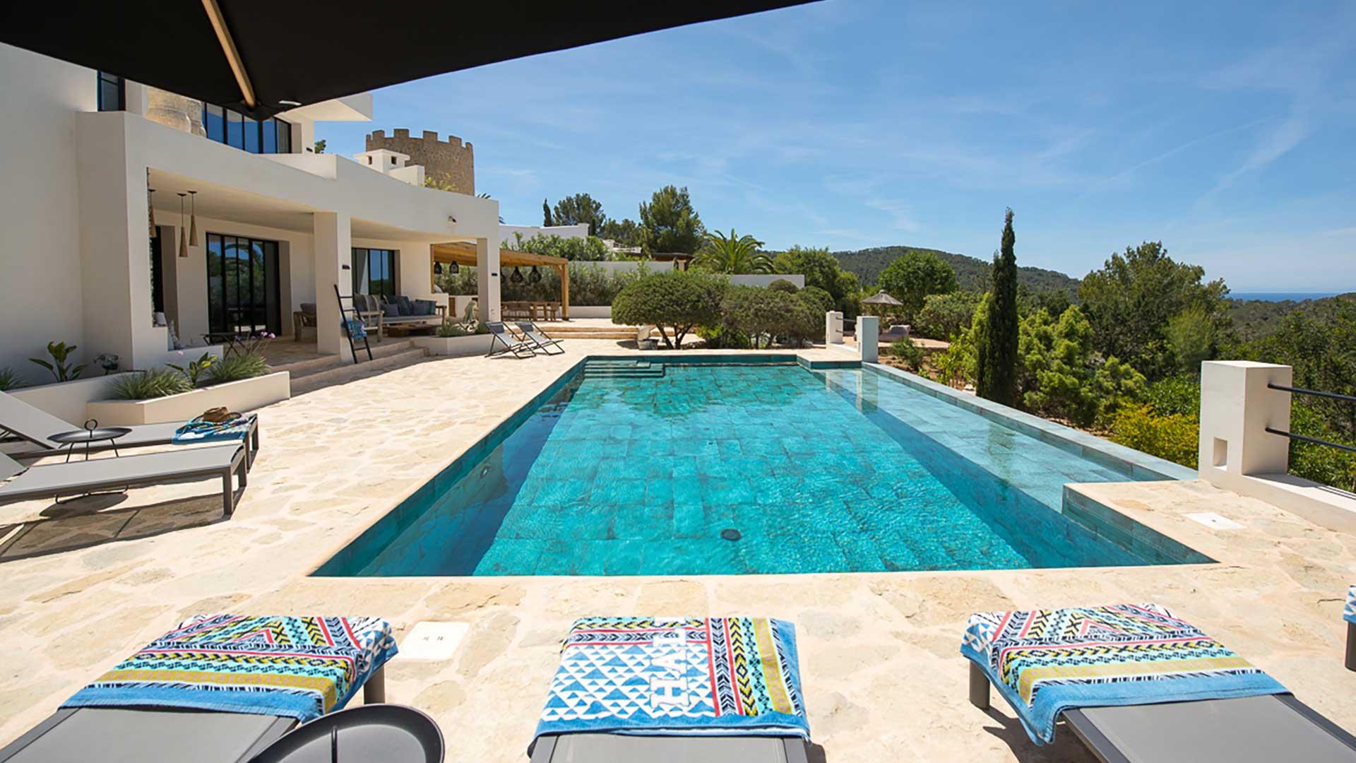 Villa Villa 843, Location à Ibiza